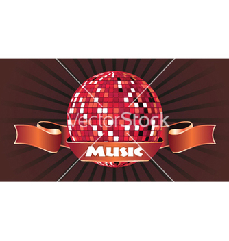 Free music emblem vector - Free vector #243967