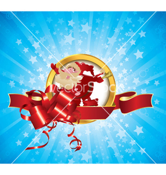 Free christmas greeting card vector - Free vector #244227