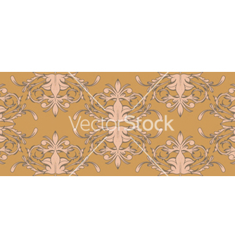 Free floral seamless pattern vector - Free vector #245277