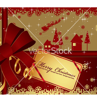 Free christmas background vector - бесплатный vector #245487