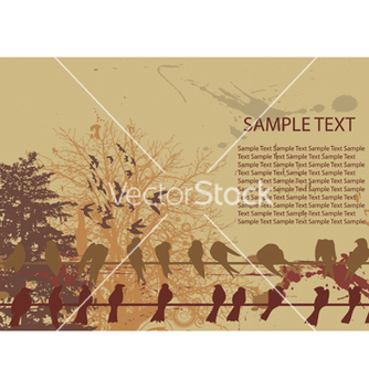 Free vintage background vector - vector #245877 gratis