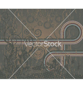 Free retro background vector - Kostenloses vector #245997