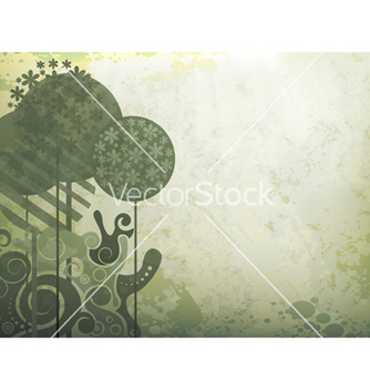 Free vintage background vector - Free vector #246037