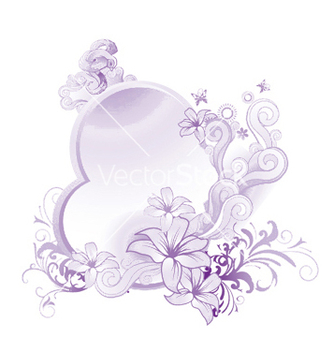 Free abstract floral vector - бесплатный vector #247527