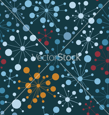 Free retro seamless background vector - бесплатный vector #248427