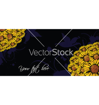 Free abstract floral background vector - Kostenloses vector #249387