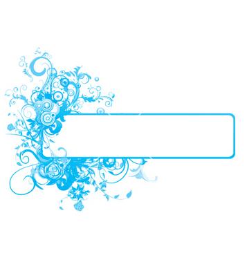 Descargar Vector Marco Floral Libre Con Espacio Para Vectores Texto ...
