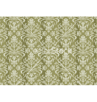Free damask seamless pattern vector - vector gratuit #251917