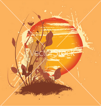 Free vintage background vector - Free vector #252407