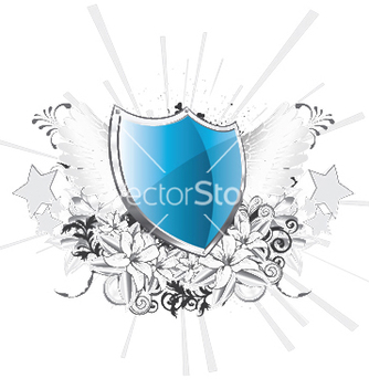 Free shield vector - Free vector #253267