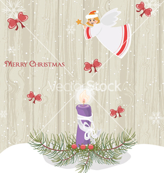 Free winter background vector - Kostenloses vector #254287