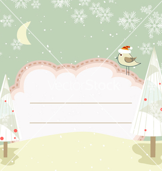 Free christmas background vector - Free vector #254327