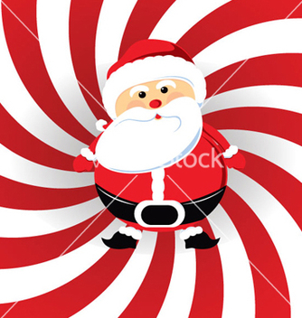 Free christmas greeting card vector - Kostenloses vector #254347