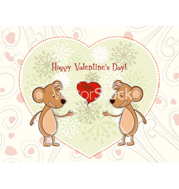 Free valentines day background vector - Free vector #254687