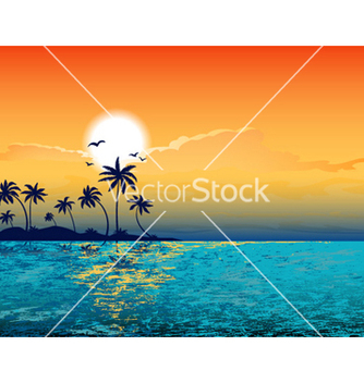 Free summer background vector - Free vector #255897
