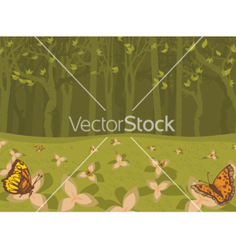 Free abstract butterflies vector - Free vector #256347