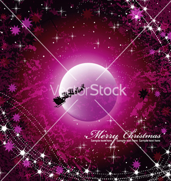 Free christmas background vector - Free vector #256837