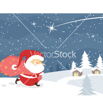Free winter background vector - Free vector #258307