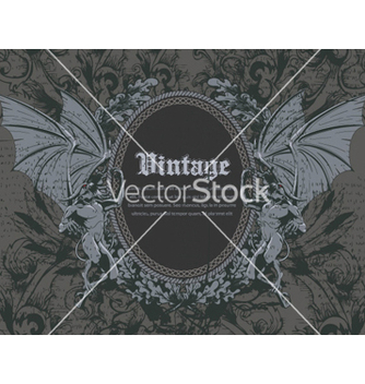Free vintage background vector - Free vector #258357