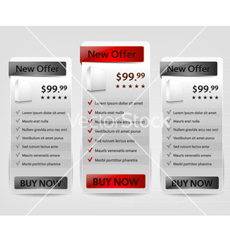 Free sale banners set vector - Free vector #259367