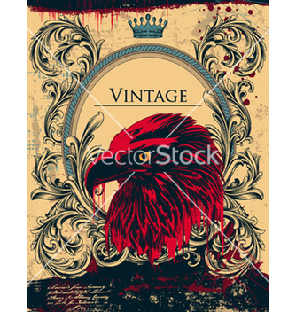Free vintage background vector - Kostenloses vector #259727
