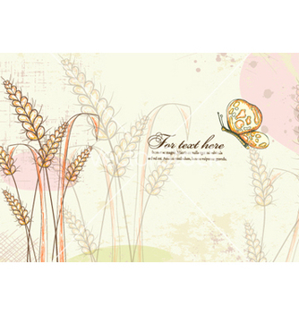 Free colorful floral background vector - vector #260007 gratis