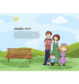 Free cartoon background vector - Free vector #260097