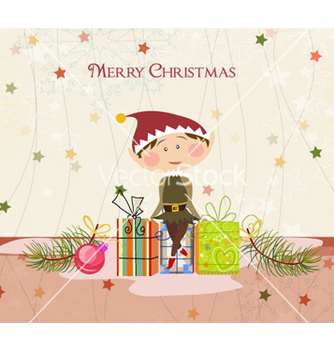 Free winter background vector - vector #261117 gratis