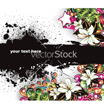 Free grunge background vector - vector #261357 gratis