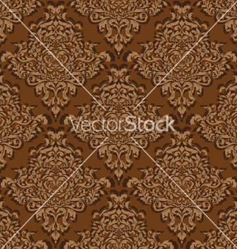 Free damask seamless pattern vector - бесплатный vector #261597