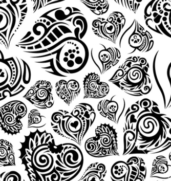 Free seamless pattern vector - vector gratuit #262577