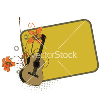 Free music frame vector - vector gratuit #262657