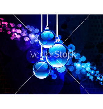 Free christmas greeting card vector - vector #262967 gratis