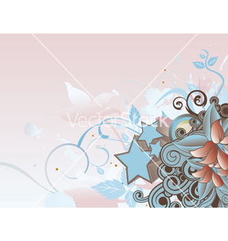 Free vintage background vector - Free vector #263337
