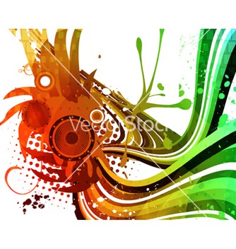 Free colorful grunge background vector - Kostenloses vector #264277