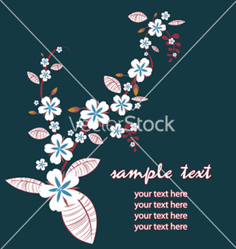 Free spring floral vector - Free vector #264527