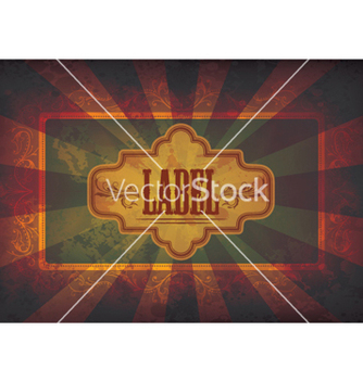 Free grunge label vector - бесплатный vector #265187