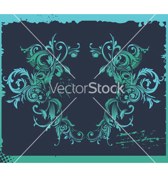 Free floral patterns vector - Kostenloses vector #266327