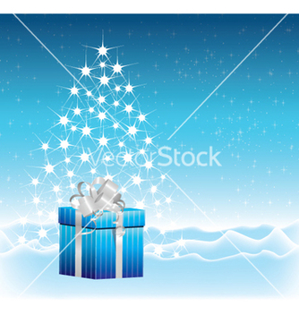 Free christmas greeting card vector - бесплатный vector #266417