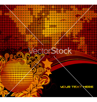 Free grunge abstract background vector - Free vector #266567