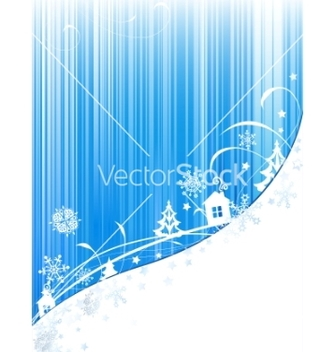 Free christmas background vector - Free vector #267197