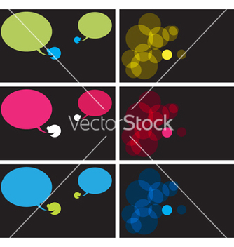 Free business cards vector - vector #267587 gratis