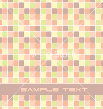 Free squares background vector - vector #267727 gratis