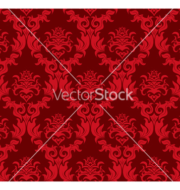 Vector patrón Damasco - vector #268057 gratis