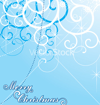 Free merry christmas vector - бесплатный vector #268387