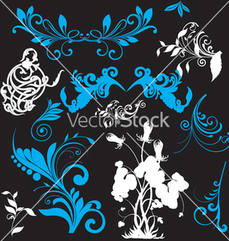 Free nature elements vector - vector #268467 gratis
