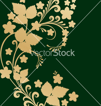 Free gold background vector - vector gratuit #268987