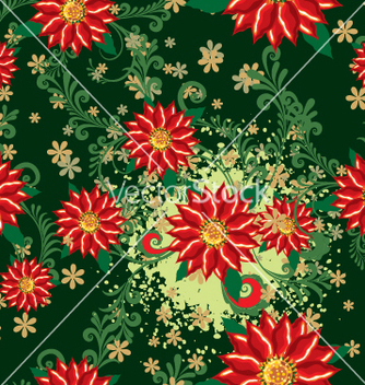 Free seamless pattern vector - бесплатный vector #269057