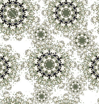 Free seamless pattern vector - бесплатный vector #269127