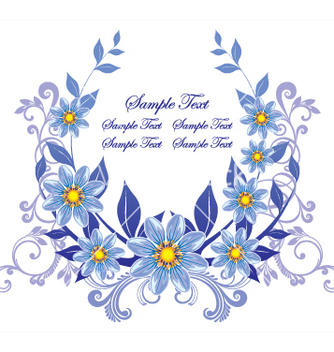 Free wreath vector - Free vector #269407